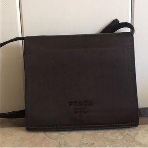 Prada small shoulder/crossbody bag